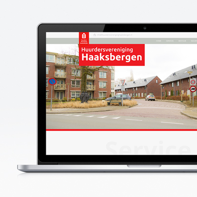 Huurdersvereniging Haaksbergen website